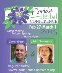 Florida Herbal Conference 2015