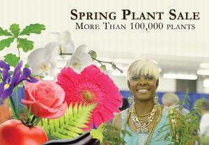 Birmingham Botanical Garden 2014 Plant Sale