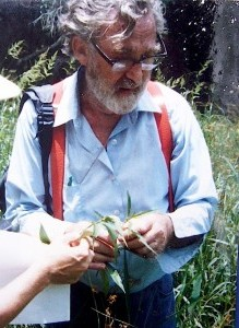 "Dick Deuerling, 1990, co-author of ""Florida's Incredible Edibles"""