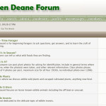Green Deane Forum