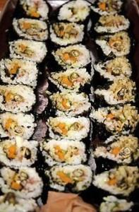 Cicadas Sushi