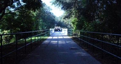 Seminole-Wekiva Bike Trail. Photo by Green Deane